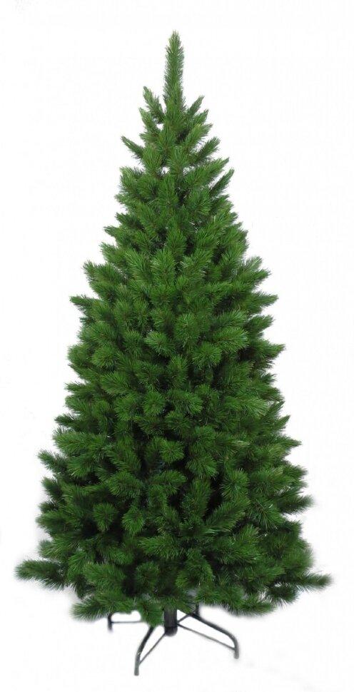 Искусственная елка изготовлена из лески