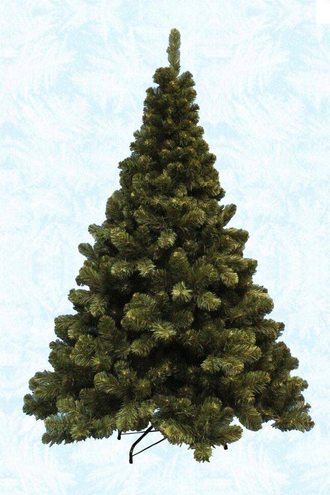 Искусственная елка из поливинилхлорида PVC