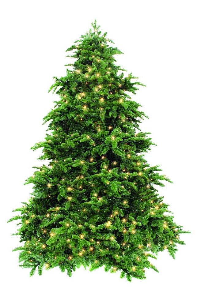 Как собрать искусственную елку